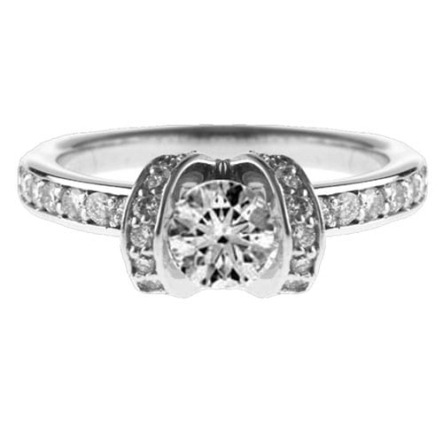 Custom Engagement Ring Jewelry Gallery
